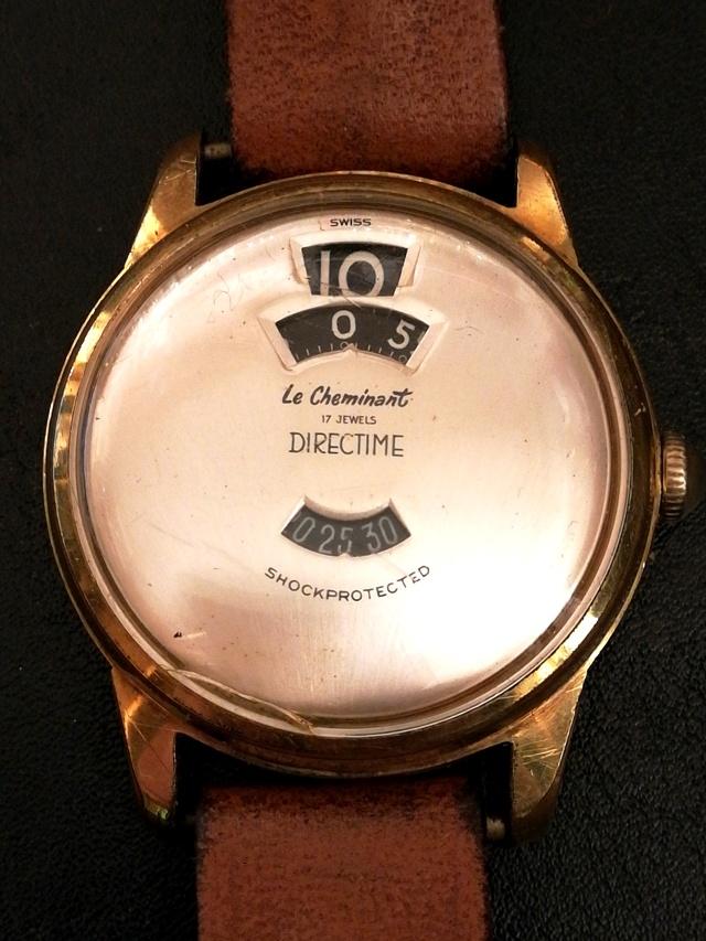 bibury Watch Pic